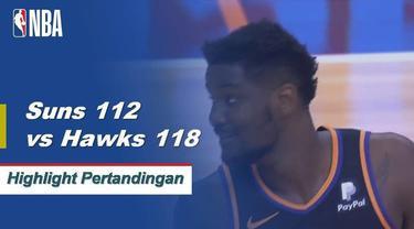 John Collins selesai dengan 35 poin dan 16 rebound dan Trae Young menambah 27 dengan delapan assist saat Hawks menang di jalan.