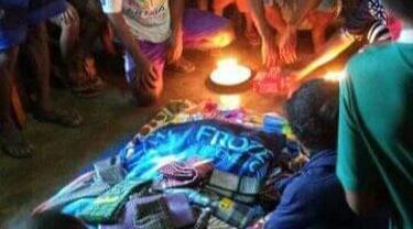 Satu korban banjir bndang akibat badai Silikon Seroja bernama, Kornelis Ama Mukin ditemukan, (Foto Istimewah)