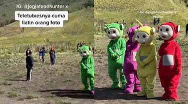 Video Badut Teletubbies Sedih
