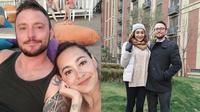 Dewi Rezer dan Kekasih Asal Kanada (Sumber: Instagram//rezerdewi)