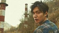 Kesedihan mulai dirasakan para penggemar Korea karena salah satu idolaa mereka sudah mulai menjalani tugas dalam wajib militer. Lee Min Ho, seperti aktor Korea lainnya juga harus mengikuti wajib militer. (Instagram/leeminho_87)