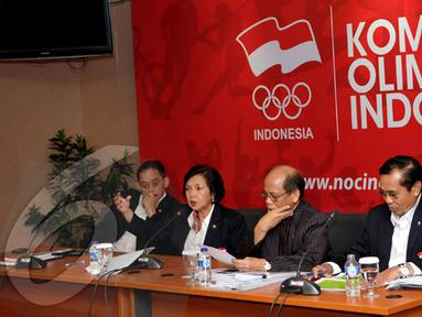 Untuk bisa mempertahankan gelar juara umum Indonesia harus mampu merebut 25 hingga 30 persen dari total jumlah medali yang diperebutkan (Liputan6.com/Helmi Fithriansyah)