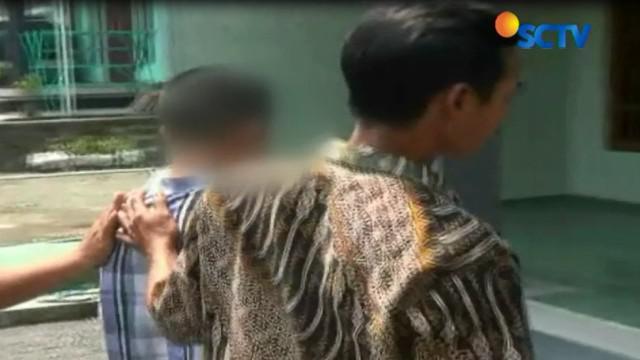 Kepolisian Daerah Istimewa Yogyakarta, mengkaji kesepakatan damai antara pemilik bengkel dan keluarga korban, bocah yang dihukum mandi oli.