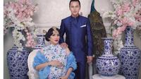 Andhika Pratama dan Ussy Sulistiawaty (Instagram)