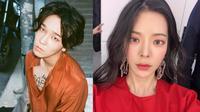 Nam Tae Hyun dan Jang Jae In (Instagram/ souththth - jangjane_)