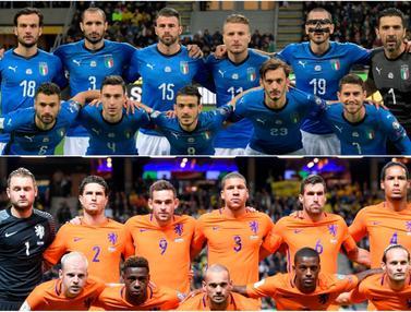 Negara Unggulan yang Pernah Gagal Lolos ke Piala Dunia