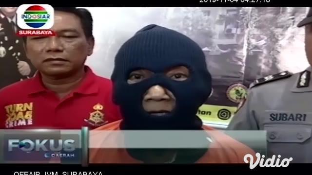 Seorang ayah yang sudah sepuh Gunardi (73) dan anak kandungnya Wariyanto (35) harus berurusan dengan hukum. Mereka ditangkap karena tepergok mencuri satu unit handphone (HP) di toko ponsel daerah Kecamatan Maospati, Magetan, Jawa Timur.