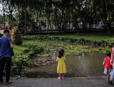 Dinas Kehutanan Akan Bangun 53 Taman Maju Bersama Tahun Ini