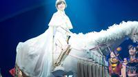 Sosok bernama Karin Maruyama itu meninggal di usia yang ke -21 setelah bertarung melawan tumor otak ganas sejak SD.