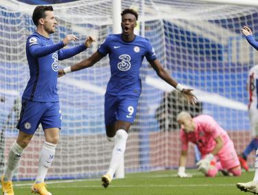 Kembali ke Jalur Kemenangan, Chelsea Bantai Crystal Palace di Liga Inggris