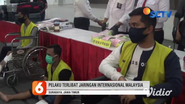 Bandar sabu-sabu ada tiga lainnya yang dibekuk yaitu DS (32) warga Sulawesi Tenggara, AS (34) warga Kalimantan Selatan, dan satu lagi BY (37) tinggal di apartemen yang sama dengan FR. Sebanyak 28,8 kilogram sabu, dan 14.700 butir pil ekstasi diamanka...