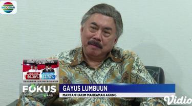 Sosiolog Universitas Negeri Jakarta (UNJ) Saiful Rohman juga mengimbau agar kelompok-kelompok tertentu tidak mengorbankan demokrasi demi kekuasaan.
