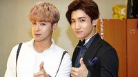 TVXQ ternyata diam-diam mengidolakan Sunmi `Eks-Wonder Girls` dengan lagu barunya bertajuk Full Moon.