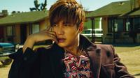 Lee Min Ho mulai mengembangkan sayapnya ke industri hiburan internasional (foto: ELLE)