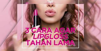Ingin Lipgloss Bertahan Lama di Bibir? Begini Cara Pakainya