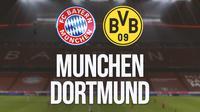 Bundesliga - Bayern Munchen Vs Borussia Dortmund (Bola.com/Adreanus Titus)