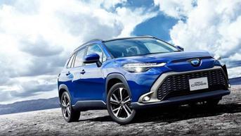 Dibanderol Rp260 Jutaan, Toyota Corolla Cross Baru Hadir dengan Teknologi Canggih