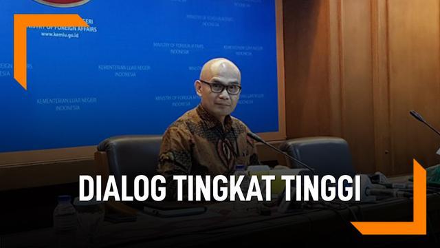 Fakta Indonesia Tuan Rumah Dialog Tingkat Tinggi Maret Ini