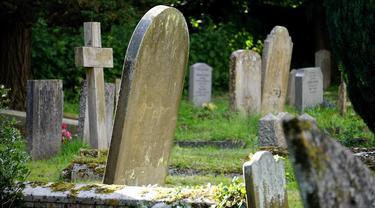 Ilustrasi pemakaman (pexels)