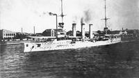 Pada hari ini, 28 Oktober 1914, sebuah pertempuran sengit terjadi di perairan Malaysia.