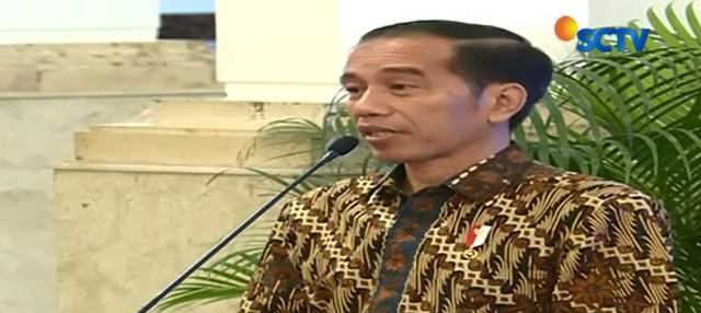 Di hadapan ratusan umat budha yang hadir, Jokowi mengingatkan akan keberagaman dan kemajemukan Indonesia yang terdiri dari beribu pulau dan suku dengan 263 juta penduduk.