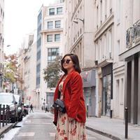 Tengok inspirasi Parisian Make Up Look dari Sarah Ayu, yuk!