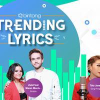 Dari kisah pelakor sampai EDM kekinian hadir di Bintang Trending Lyrics pekan ini. (Foto: deviantart/Deki Prayoga, Desain: Nurman Abdul Hakim/Bintang.com)