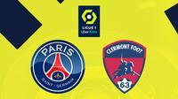 Ligue 1 - PSG Vs Clermont Foot (Bola.com/Adreanus Titus)