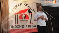 Capres PDIP Joko Widodo (Liputan6.com/Herman Zakharia).