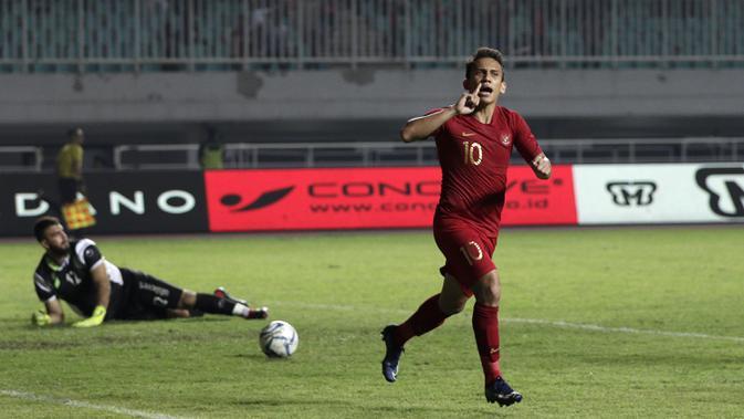 Pelatih Iran Sebut Egy Maulana Vikri dan M Rafli Pemain Timnas Indonesia U-22 yang Paling Berbahaya