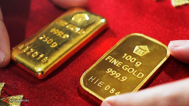 Ayo Borong Harga Emas Antam Turun Rp 3000 Per Gram Bisnis