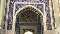 Makam Imam Bukhari. (dok. @widyasaf1988/https://www.instagram.com/p/Ba_Tc6ZAJES/Indah Permata Niska)