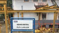 Pembangkit Listrik Tenaga Air (PLTA) Lamajan di Pengalengan, Bandung. Liputan6.com/Ayu