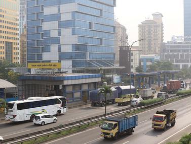Pemprov DKI Jakarta Batasi Operasional Truk di Tol Lingkar Luar