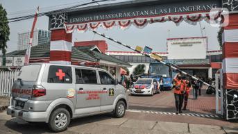 5 Fakta Terbaru Usai Tragedi Kebakaran Lapas Kelas 1 Tangerang