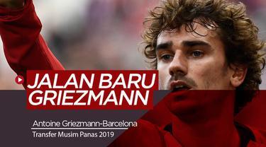 Berita Video Griezmann dan Jalan Barunya Bersama Barcelona