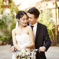 Pria jatuh cinta bisa karena sejumlah hal./Copyright shutterstock.com