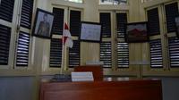 Ruang kerja ini merupakan salah satu ruangan favorit Bung Karno untuk melakukan aktifitas selama diasingkan di Bengkulu tahun 1938 hingga 1942 (Liputan6.com/Yuliardi Hardjo)