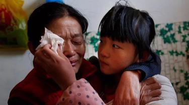 Kasihan pada Orang Tua, Bocah Pengidap Kanker Minta Mati Saja
