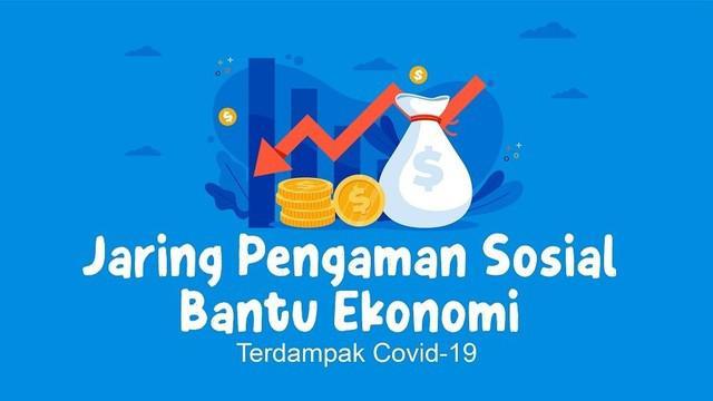 Wabah virus Corona membuat Indonesia mulai terkena dampak di sektor sosial dan ekonomi. Pemerintah sudah menyiapkan dana pelaksanaan jaring pengaman sosial untuk bantu ekonomi.