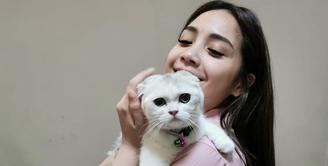 Nagita Slavina (Instagram/mayonaisethecat)