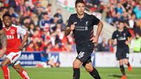 Gelandang Liverpool asal Serbia, Marko Grujic. (dok. Liverpool FC)