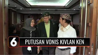 VIDEO: Terbukti Bersalah atas Kepemilikan Senjata Ilegal, Kivlan Zen Divonis Penjara 4 Bulan