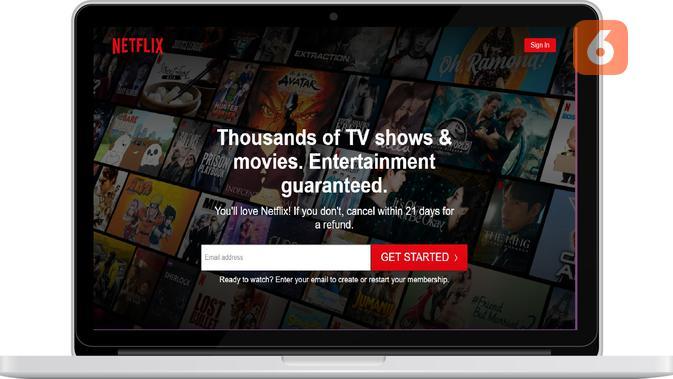 Blokir Dicabut Telkom Group, Netflix Janjikan Lebih Banyak Konten Indonesia