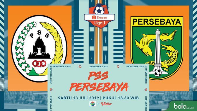 Eksklusif Live Streaming Shopee Liga 1 di Indosiar: PSS Vs Persebaya - Indonesia Bola.com