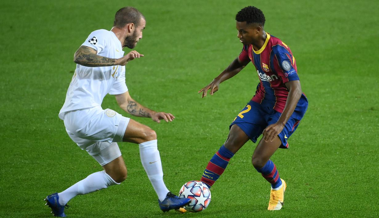 Barcelona Vs Ferencvaros 2020 Everything You Need To Know About Our Champions League Opener In One Package