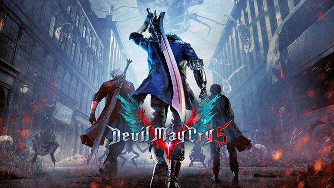 Devil May Cry 5. (Doc: Capcom)