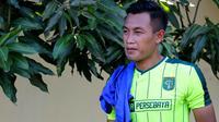 Bek rekrutan baru Persebaya mulai musim 2019, Hansamu Yama Pranata. (Bola.com/Aditya Wany)