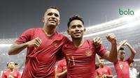 Timnas Indonesia turun 1 peringkat ke urutan 160 dalam rilis ranking FIFA 2019 terbaru dengan mengantungi 1.005 poin. (Bola.com/M Iqbal)