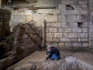 Penemuan Sistem Bawah Tanah Kuno di Yerusalem